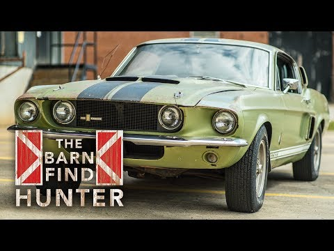 Barn Find Hunter | NASCAR Country - Ep. 5