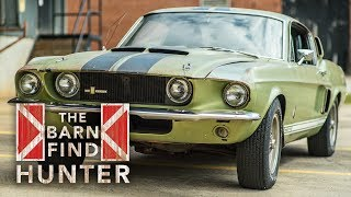 Original Shelby GT500 and Days of Thunder Charger | Barn Find Hunter - Ep. 5