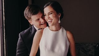 Two Oklahomans meet in the Ivy League and fall in love, 😍 Gaylord Pickens Museum Wedding OKC