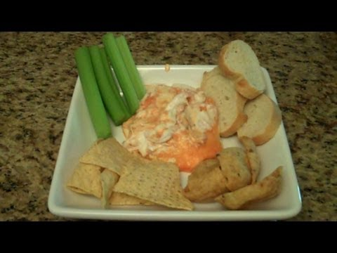 Buffalo Chicken & Blue Cheese Dip - Lynn's Recipes