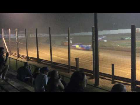 6-10-17 Bomber Feature at Lincoln Park Speedway