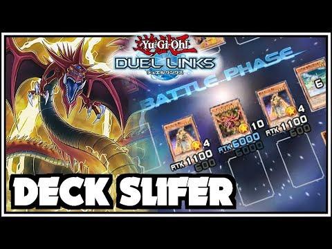 Deck Slifer le Dragon du Ciel   Yu-Gi-Oh Duel Links FR