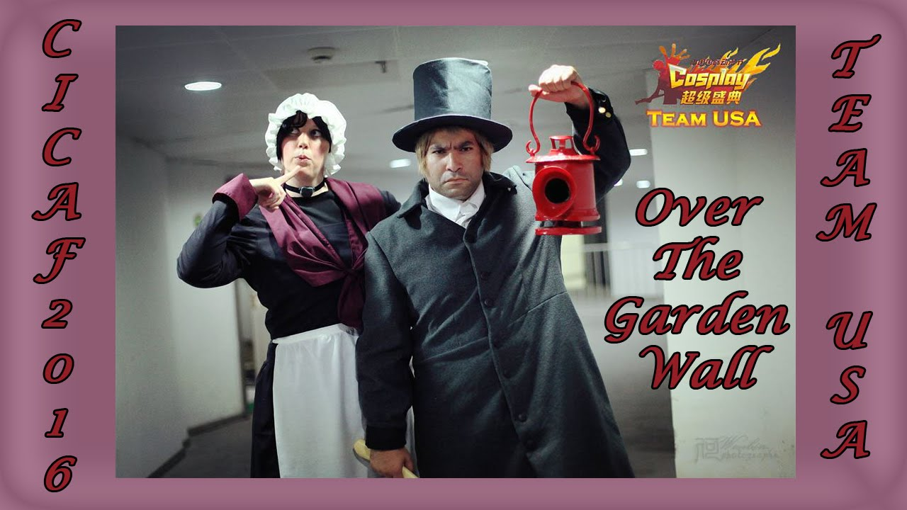 cicaf 2016 team usa over the garden wall cosplay skit youtube - Over The Garden Wall Cosplay