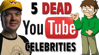 5 Dead Youtubers That Will Be Missed - GFM