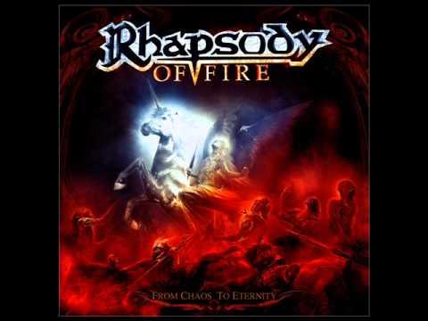 The Wizard's Last Rhymes - Rhapsody of Fire