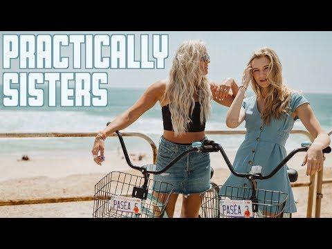 practically-sisters-|-madi-visits-us-in-huntington-beach