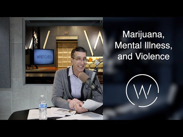 Marijuana, Mental Illness, and Violence.