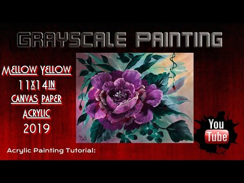 WBTT Instructor Tutorial: Purple Rose thumbnail