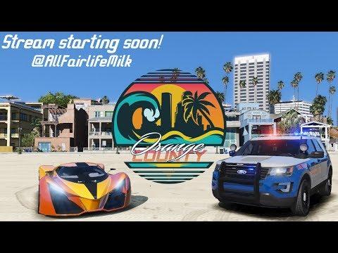 OCRP Live! #3 (GTA V Roleplay) - 동영상