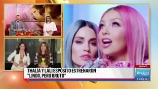 Lali Y Thalia En Despierta America