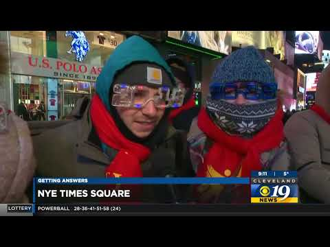 Sia Nyorkor Anchors Cleveland 19 News @ 9pm on December 31, 2017