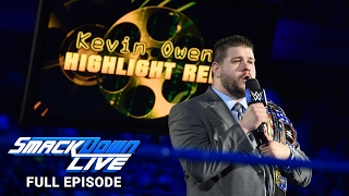 WWE SmackDown LIVE Full Episode, 16 May 2016