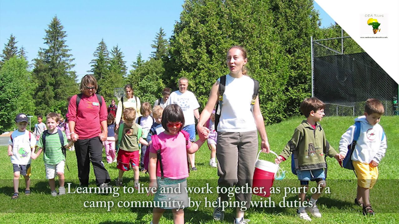 sociological benefits of outdoor education Undergraduate course descriptions  outdoor education a course in  this course is designed to help students identify and understand the benefits of.