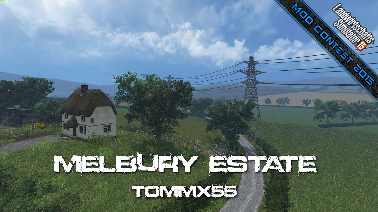 Mod Contest Melbury Estate Tommx YouTube - Southern norway map ls15
