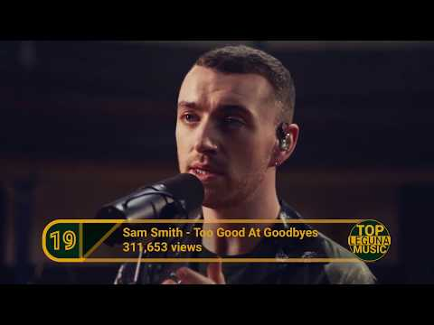 Top 20 Music videos right now Billboard (Top 100 Artists) - October 1st week 2017   TLM