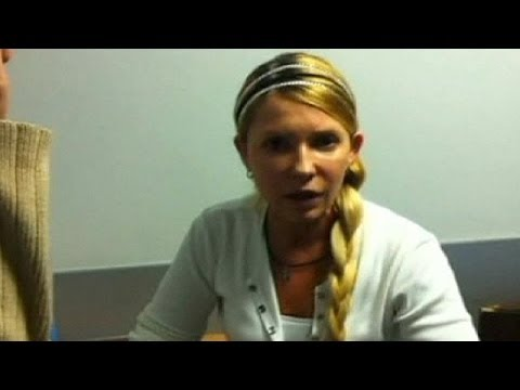 Tymoshenko transfer vote delayed in Ukraine