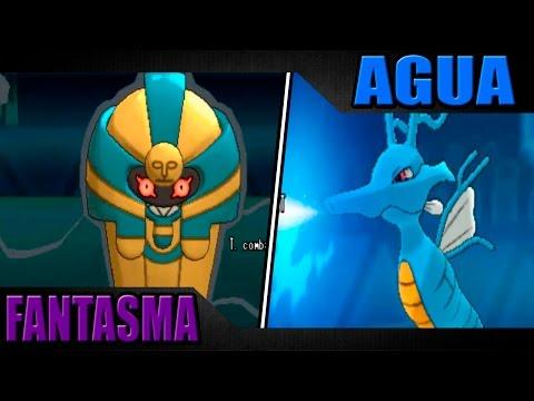 Pokémon Rubí Omega/Zafiro Alfa: Combate Dualtype ¡AGUA/FANTASMA!