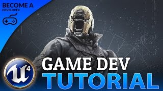 Creating Games For Beginners Using UE4 - Unreal Engine 4 Course