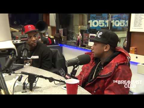 Tyga Interview With The Breakfast Club! If He's Dating Kylie Jenner, Drake Taking Him Off Records, S