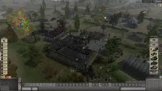 Men of war: assault squad PvP 4х3 (захват)