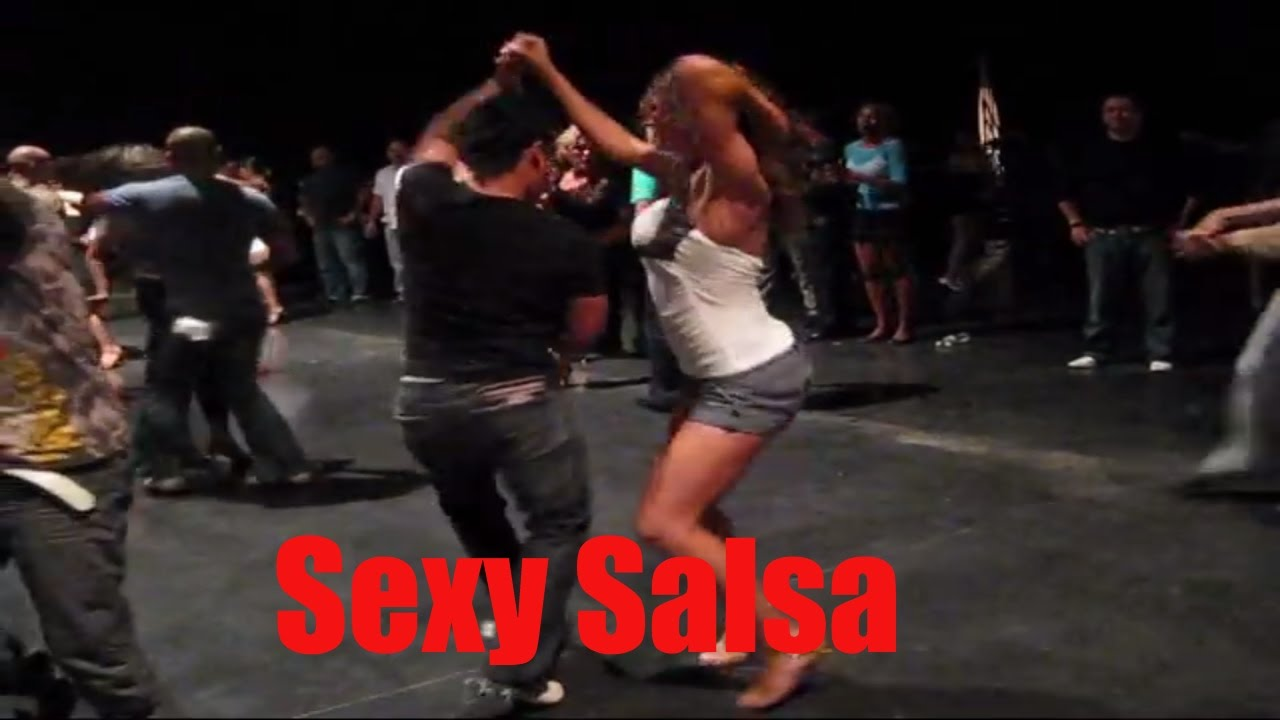 Sexy Lady Salsa Salsa Club Dance 2