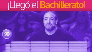 El Bachillerato: Este es el nuevo juego de Pasapalabra