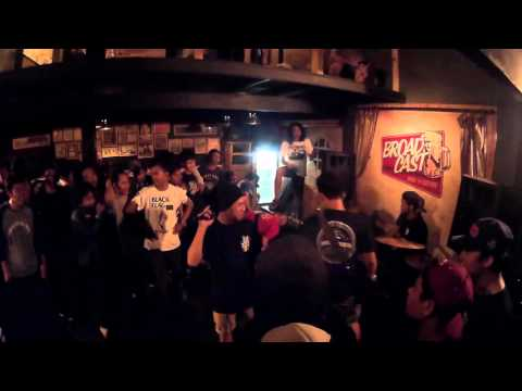 Real Project live in Broadcast Bar Bali - September 2015