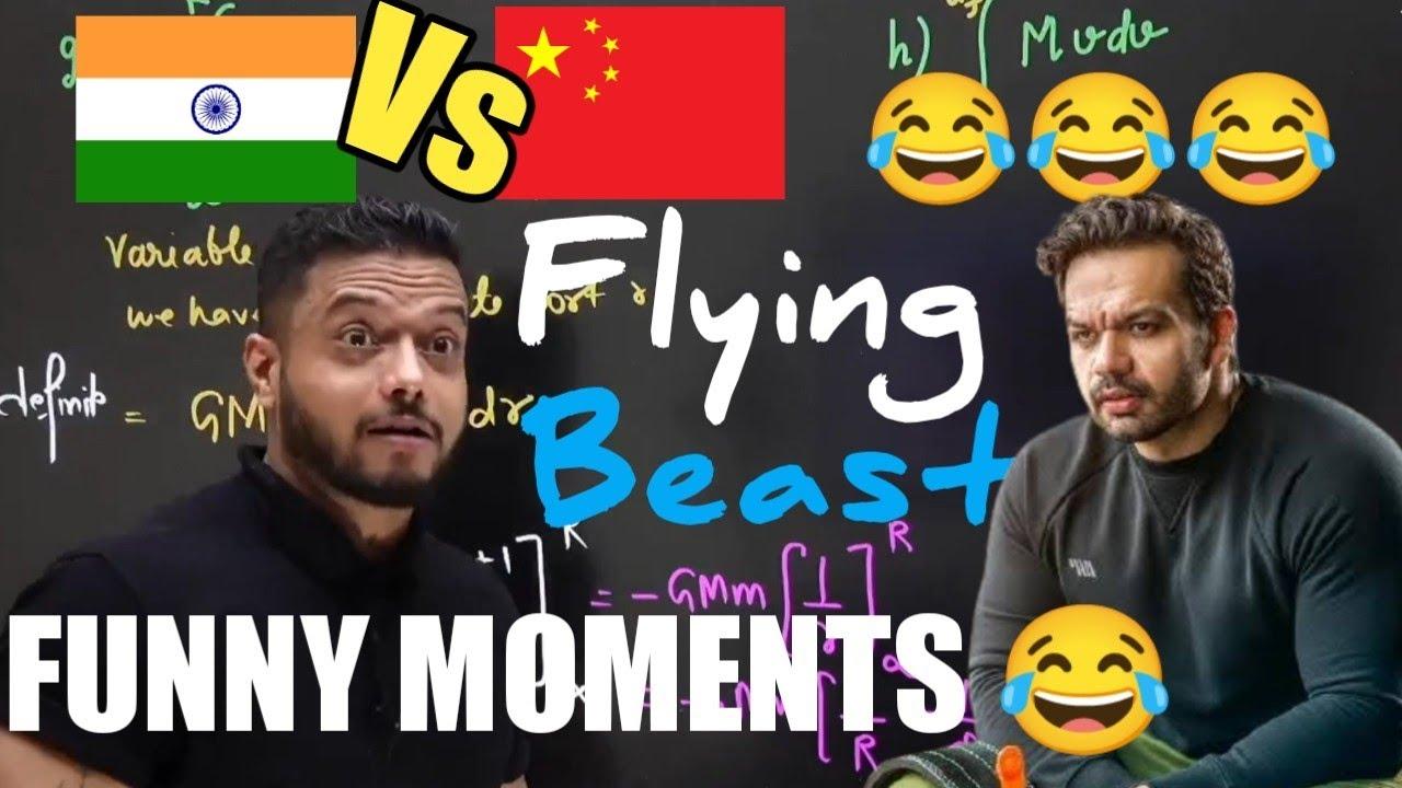 Download Rajwant Sir Funny Moments 😂   PhysicsWallah   Arjuna Batch   Flying beast ✈️