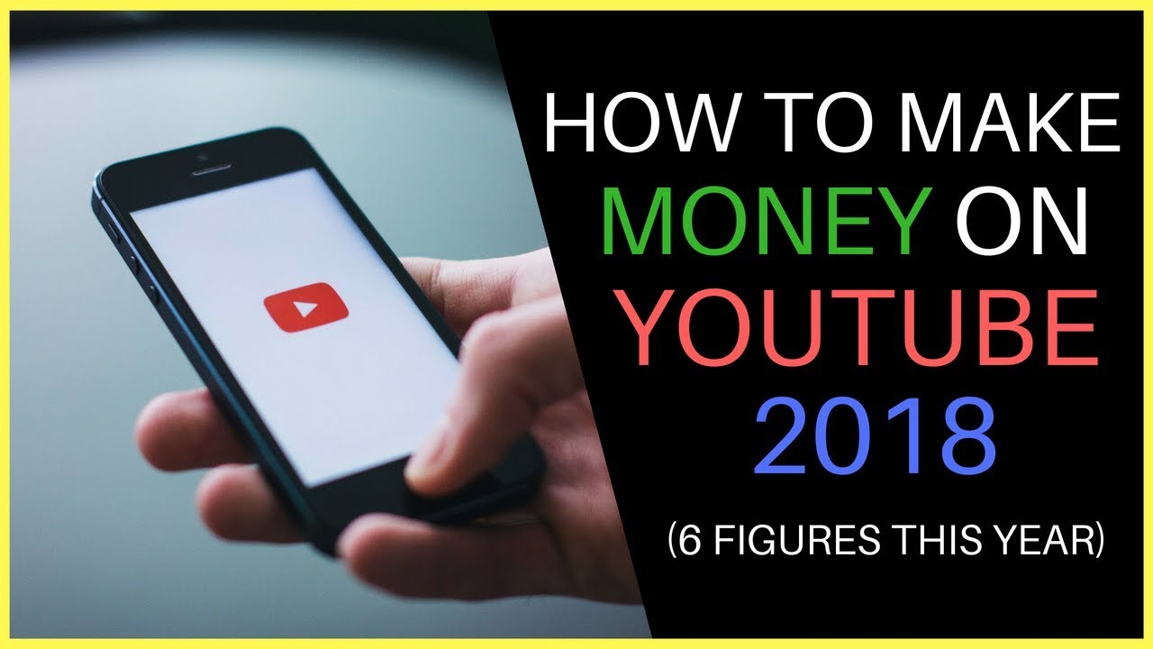 How To Make Money On You2018 6 Figures This Year