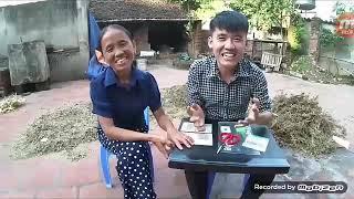 Hưng vlog_và Bà Tân vlog ăn mừng nhận nút vàng từ youtube