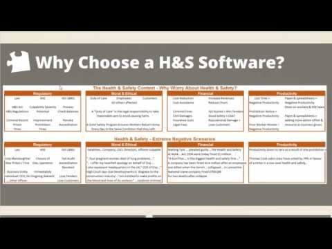 Why Choose A Safety Software System Webinar
