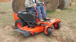 demo video of bad boy zt pro series 60 zero turn mower with kohler engine