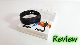 i5 plus smart fitness band bracelet review super cheap
