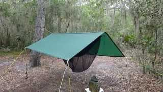 Hammock Overnighter and hiking - Gold Head Branch SP 08-14-2012