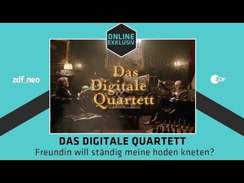 Das Digitale Quartett: Freundin will ständig meine hoden kneten? | NEO MAGAZIN ROYALE - ZDFneo