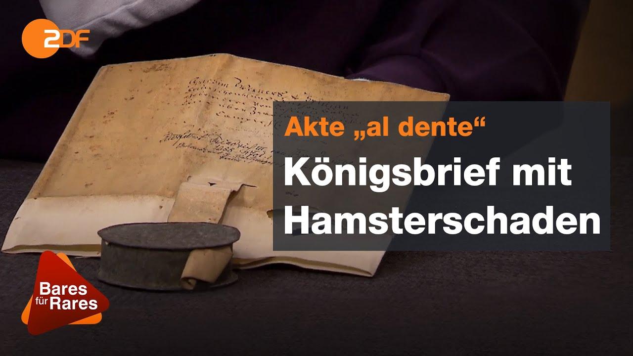 Ungeahnte Ahnen: 300-jährige Familiengeschichte endlich aufgeklärt   Bares für Rares vom 08.07.2020