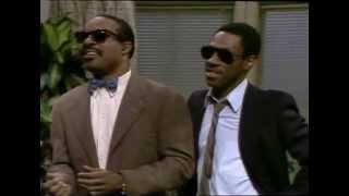 "Eddie Murphy and Stevie Wonder SNL ""my cherie amour"""