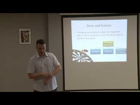 DARTS PERFORMANCE presentation BY Goran Sporiš Phd.