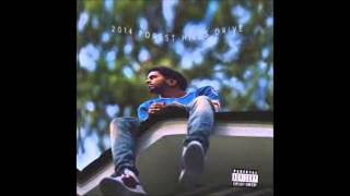 J Cole Wet Dreamz Slowed N Chopped