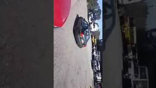 Lowered Lifestyle wheels test pavement 🇯🇲