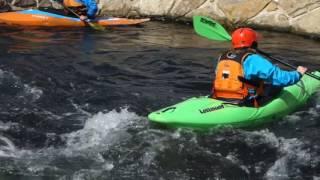 entraînement kayak sur le canal à Diekirch (2017_04_29)