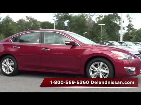 2013 Nissan Altima 2 5 SL Sedan Cayenne Red n410755