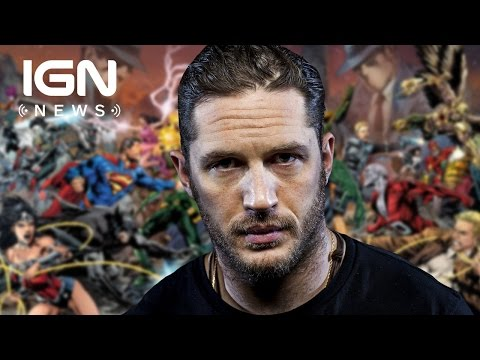 Tom Hardy Planning a DC Comics... Something - IGN News