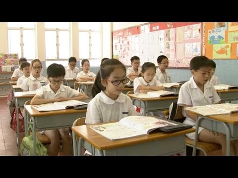 The growing popularity of learning Mandarin in Hong Kong