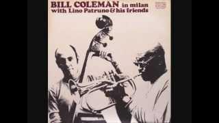 Bill Coleman Milan Lino Patruno & his Friends Basin Street Blues
