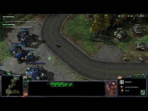 Starcraft 2 Wings Of Liberty Mission 4 The Evacuation