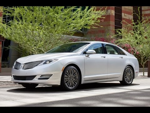 2016 Lincoln Mkz Start Up And Review 2 0 L 4 Cylinder