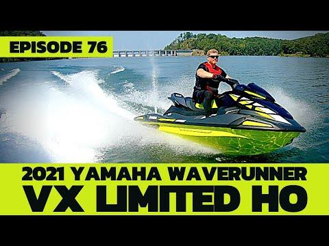 2021 Yamaha VX