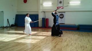 HCJCC - A Taste of Japan - 2014-07-26 - Nihon Kendo no Kata