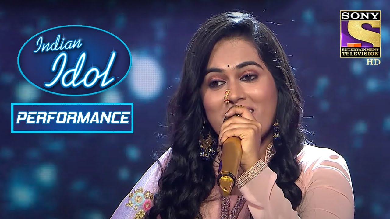 Download 'Bahon Mein Chale Aao' पे Sayali ने दिया Melody भरा Performance | Indian Idol Season 12